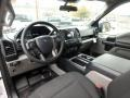 2019 F150 STX SuperCab 4x4 Black Interior