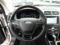 Medium Soft Ceramic Steering Wheel Photo for 2019 Ford Explorer #130437982
