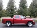 2012 Deep Cherry Red Crystal Pearl Dodge Ram 1500 Express Crew Cab 4x4  photo #5