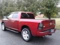 2012 Deep Cherry Red Crystal Pearl Dodge Ram 1500 Express Crew Cab 4x4  photo #8