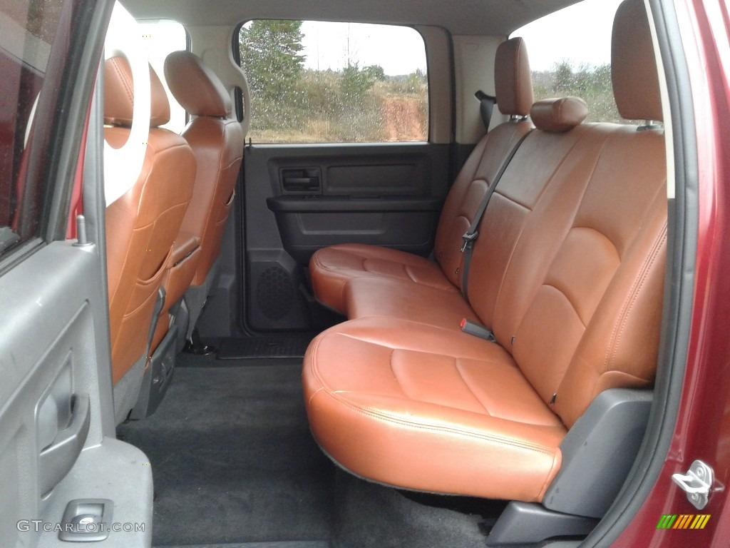 2012 Ram 1500 Express Crew Cab 4x4 - Deep Cherry Red Crystal Pearl / Dark Slate Gray/Medium Graystone photo #12