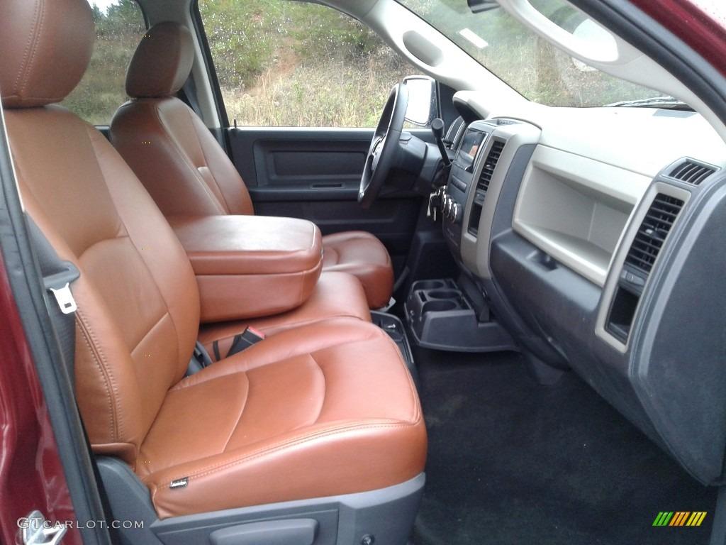 2012 Ram 1500 Express Crew Cab 4x4 - Deep Cherry Red Crystal Pearl / Dark Slate Gray/Medium Graystone photo #15