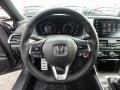 2019 Accord Sport Sedan Steering Wheel