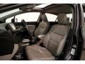 2015 Modern Steel Metallic Honda Civic EX-L Sedan  photo #6