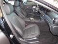 Front Seat of 2018 E 43 AMG 4Matic Sedan