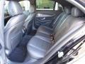 Rear Seat of 2018 E 43 AMG 4Matic Sedan