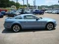 2006 Windveil Blue Metallic Ford Mustang GT Premium Coupe  photo #5