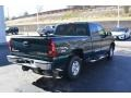 2003 Dark Green Metallic Chevrolet Silverado 1500 LS Extended Cab 4x4  photo #6