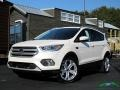 2019 White Platinum Ford Escape Titanium 4WD #130482924