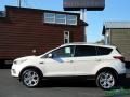 2019 White Platinum Ford Escape Titanium 4WD  photo #2