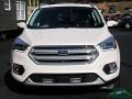 2019 White Platinum Ford Escape Titanium 4WD  photo #8