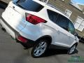 2019 White Platinum Ford Escape Titanium 4WD  photo #31