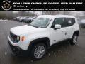 Alpine White 2018 Jeep Renegade Latitude 4x4