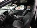 Medium Black Front Seat Photo for 2019 Ford Explorer #130519808
