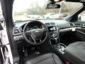 Medium Black Interior Photo for 2019 Ford Explorer #130524310