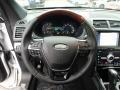 Medium Black Steering Wheel Photo for 2019 Ford Explorer #130524445