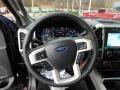2019 Ford F250 Super Duty Black Interior Steering Wheel Photo