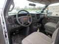 2019 Savana Van 2500 Cargo Medium Pewter Interior