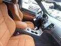 Sepia/Black 2019 Jeep Grand Cherokee Interiors