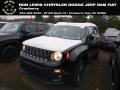 2018 Black Jeep Renegade Latitude 4x4  photo #1