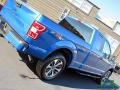 2019 Velocity Blue Ford F150 STX SuperCab 4x4  photo #32