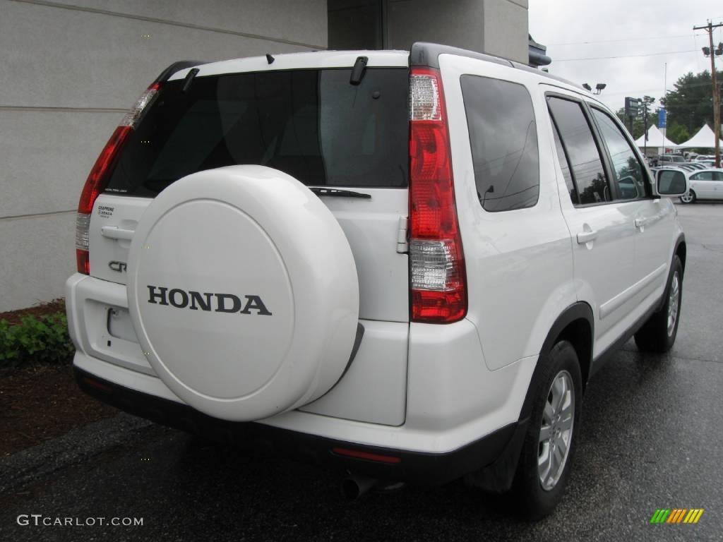 2006 Taffeta White Honda CRV SE 4WD 13015427 Photo 3  GTCarLot