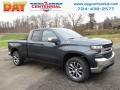 Shadow Gray Metallic 2019 Chevrolet Silverado 1500 LT Z71 Double Cab 4WD