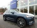 Denim Blue Metallic 2019 Volvo XC60 T5 AWD Inscription