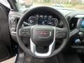 2019 Sierra 1500 SLE Double Cab 4WD Steering Wheel