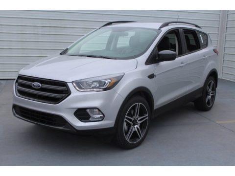 2019 Ford Escape SEL Data, Info and Specs