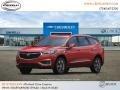 Red Quartz Tintcoat 2019 Buick Enclave Essence AWD
