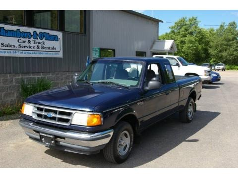 1994 Ford Ranger Xlt Extended Cab Data Info And Specs