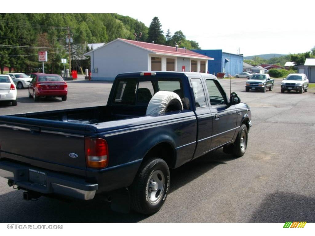 1994 dark lapis blue metallic ford ranger xlt extended cab. Black Bedroom Furniture Sets. Home Design Ideas
