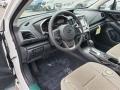 Ivory Interior Photo for 2019 Subaru Impreza #130590978
