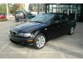Jet Black - 3 Series 325i Convertible Photo No. 4