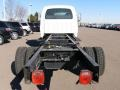 Summit White - C Series Topkick C5500 Crew Cab 4x4 Chassis Photo No. 5