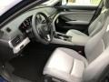 2019 Accord LX Sedan Gray Interior