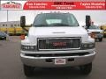 Summit White - C Series Topkick C5500 Crew Cab 4x4 Chassis Photo No. 2