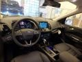 Chromite Gray/Charcoal Black Interior Photo for 2019 Ford Escape #130624128