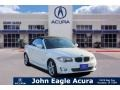 Alpine White 2013 BMW 1 Series 128i Convertible