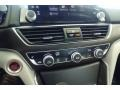Controls of 2019 Accord EX-L Sedan