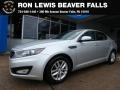 Bright Silver 2012 Kia Optima LX
