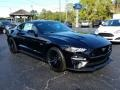 2019 Shadow Black Ford Mustang GT Fastback  photo #7
