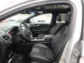 2019 Edge ST AWD Ebony Interior