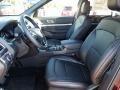 Medium Black Interior Photo for 2019 Ford Explorer #130633227