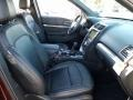 Medium Black Front Seat Photo for 2019 Ford Explorer #130633308
