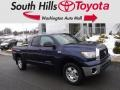 2008 Nautical Blue Metallic Toyota Tundra SR5 TRD Double Cab 4x4 #130636646