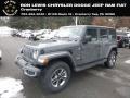 Sting-Gray 2019 Jeep Wrangler Unlimited Sahara 4x4