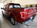 Ruby Red Metallic - F150 Lariat SuperCrew 4x4 Photo No. 6