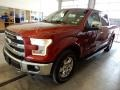 Ruby Red Metallic - F150 Lariat SuperCrew 4x4 Photo No. 7